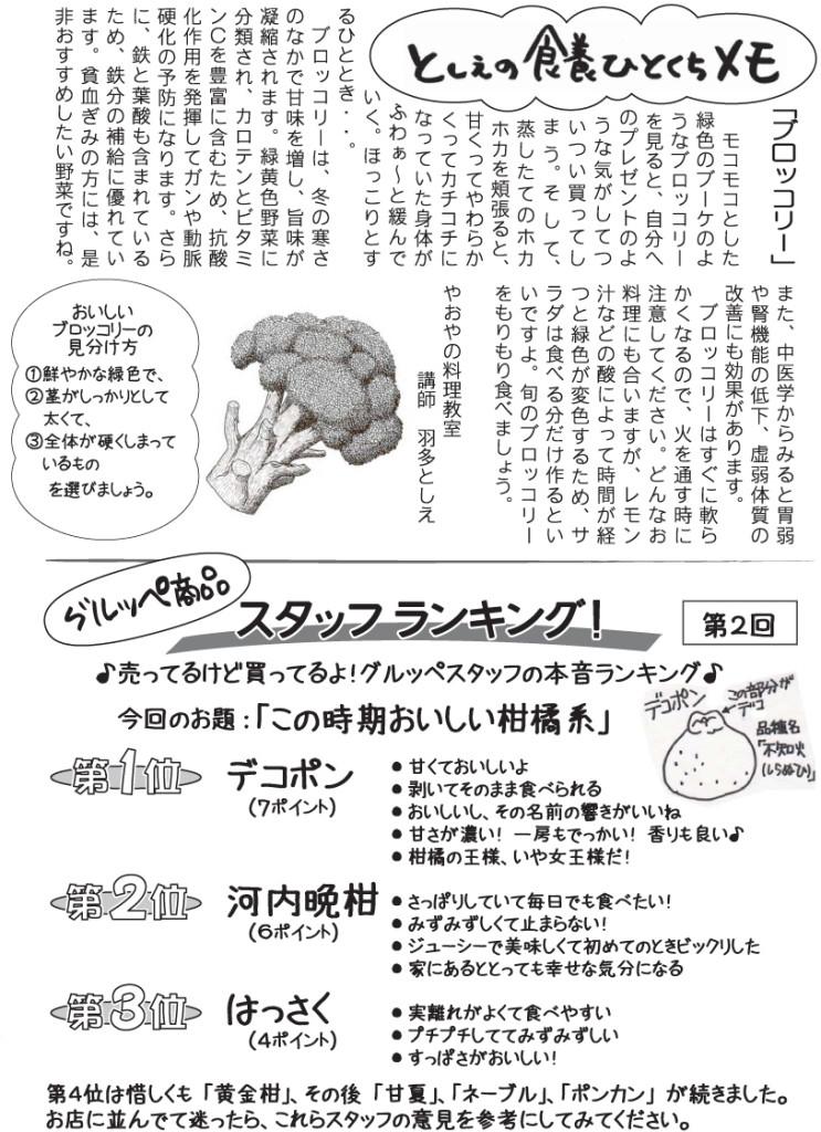 グルッペ通信 2012年3月号2