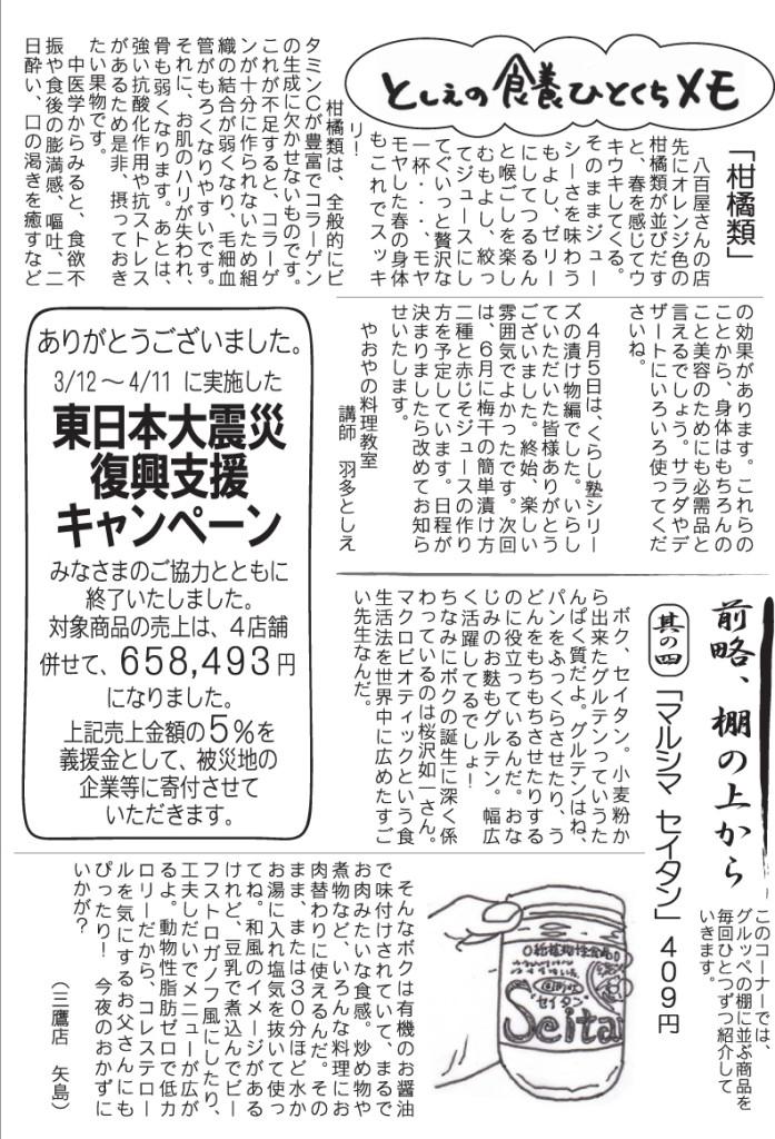 グルッペ通信 2012年5月号2